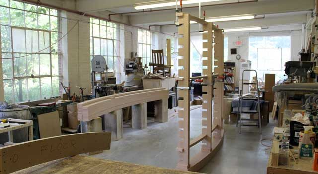 MLG WoodWorking workshop